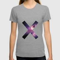 XX Womens Fitted Tee Tri-Grey SMALL
