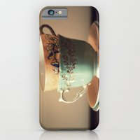 Tea Set iPhone 6 Slim Case