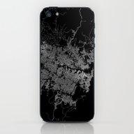 Sydney Map Australia iPhone & iPod Skin