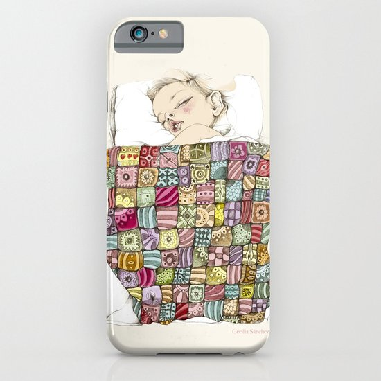 sleeping child iPhone & iPod Case