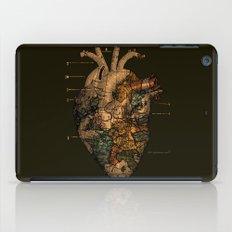 I'll Find You (Dark Brown) iPad Case