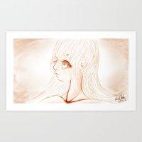 Sirnax Art Print
