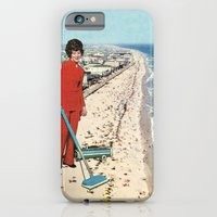 iPhone Cases featuring Dry Cleaning by Eugenia Loli