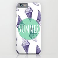 ICE CREAM  iPhone 6 Slim Case