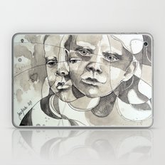 Made of two Laptop & iPad Skin