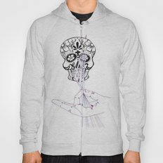 untitled skull Hoody