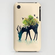 Watering (A Life Into It… iPhone (3g, 3gs) Slim Case