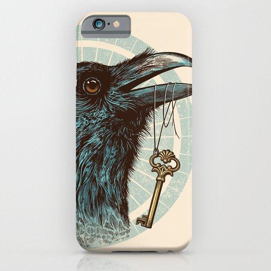 Raven's Head iPhone & iPod Case