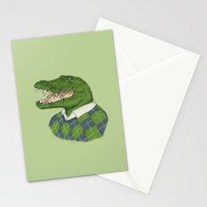 Argyle Crocodile Stationery Cards