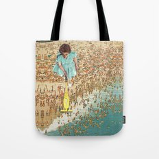 OCD Lady Tote Bag