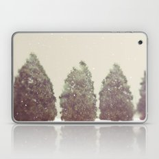 snowing Laptop & iPad Skin