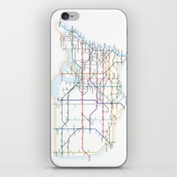 Interstate iPhone & iPod Skin