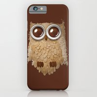 iPhone & iPod Case featuring Owlmond 2 by Marco Angeles