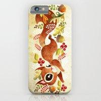 Playful Squirrel iPhone 6 Slim Case