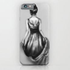polite girl Slim Case iPhone 6s