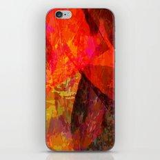 Flames2 iPhone & iPod Skin