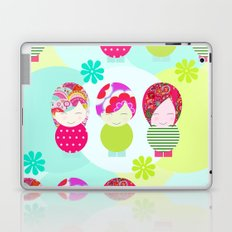 Dolls Pattern Laptop & iPad Skin