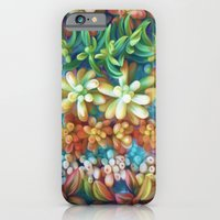 Succulent Garden iPhone 6 Slim Case