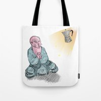 GOD GIMME THE STRENGTH Tote Bag
