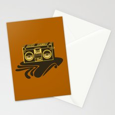 Radio Head Stationery Cards