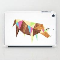 Bull/Market iPad Case
