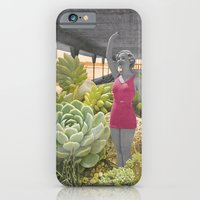 Plantes grasses iPhone 6 Slim Case