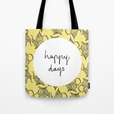 Happiest of Days Tote Bag