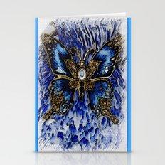 Lucky Butterfly  Stationery Cards