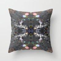 Mandala series #14 Throw Pillow