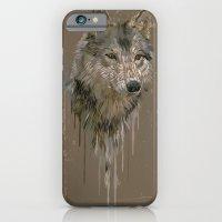 Wolf Head iPhone 6 Slim Case