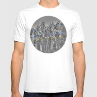 barrage (back to unnatural) Mens Fitted Tee White SMALL
