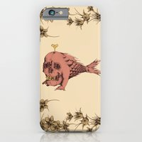 iPhone & iPod Case featuring Tinkerfish by Matthew Wade