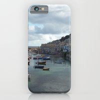 Mousehole, Cornwall iPhone 6 Slim Case