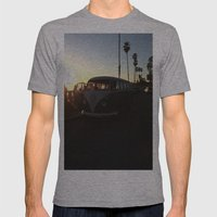 VW Mens Fitted Tee Athletic Grey SMALL
