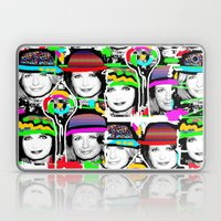 Selfies Laptop & iPad Skin