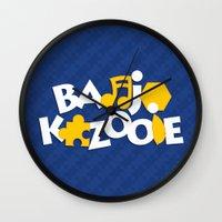 Banjo-Kazooie - Blue Wall Clock