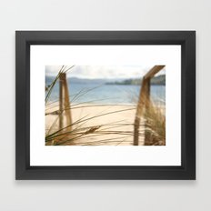 Holiday Home Framed Art Print