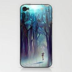 AquaForest iPhone & iPod Skin