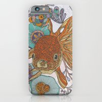 iPhone & iPod Case featuring Little Fish by Valentina Harper