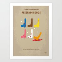 No069 My Reservoir Dogs … Art Print
