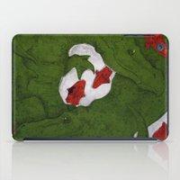 Underwater Crocs iPad Case