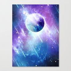 Star Drops Canvas Print