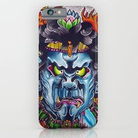 iPhone & iPod Case featuring fudo by sharktankillustrations