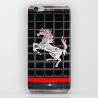 Ferrari 2 iPhone & iPod Skin