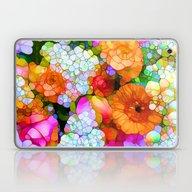 Laptop & iPad Skin featuring Joy Extreme by Joke Vermeer