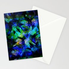 Experimental Abstraction Stationery Cards
