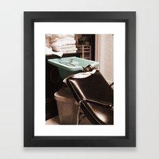 Beauty Shop 2 Framed Art Print