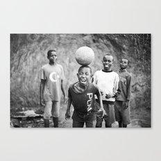 bliss::rwanda Canvas Print