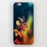 Hazelnuttree In Autumnli… iPhone & iPod Skin