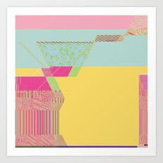 New Sacred 07 (2014) Art Print